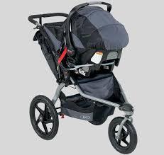 bob stroller with britax car seat