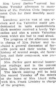 Graveyard Rabbit of Sandusky Bay: Ada and Leroy Parker were Lifelong  Valentines