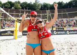 Jennifer Fopma, Brooke Sweat - Jennifer Fopma Photos - FIVB ...
