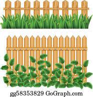 Border Fence Clip Art Royalty Free Gograph