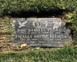Amalia Smith Flores (1926-1993) - Find A Grave Memorial