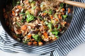 asian noodle stir fry recipe