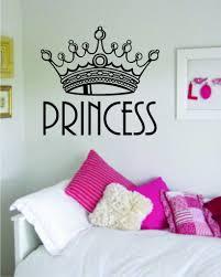 Princess Crown V2 Girls Queen Daughter Cute Wall Decal Sticker Vinyl A Boop Decals