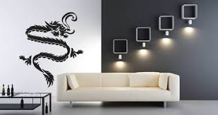 Dragon Wall Decals Dezign With A Z