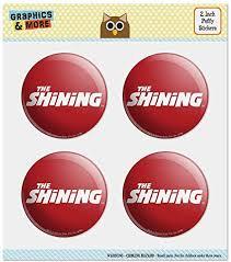 Wall Decals Stickers The Shining Logo Vinyl Decal Sticker Kubrick Home Furniture Diy Tallergrafico Com Uy