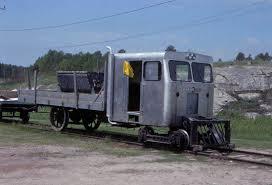 Mack rail truck | Rail car, Old trains, Model trains