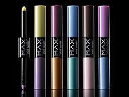 p g discontinues max factor makeup