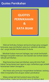 quote pernikahan for android apk