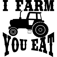 15 2cm 16 8cm Farm Tractor Farming Agriculture Funny Car Styling Accessories Car Stickers And Decals Black Sliver C8 0733 Sticker Paper For Printing Stickers Bulksticker Memo Aliexpress
