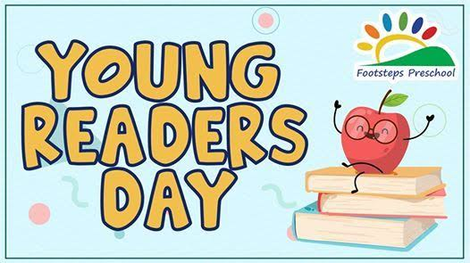 Image result for young readers day 2019""