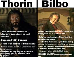 If more people were like Bilbo this world would be a merrier place ...