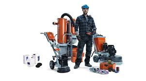 floor grinding and polishing systems