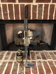 The elusive Q honey badger pistol ...