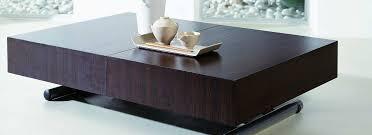 coffee to dining table space saving