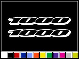 Decals Stickers Vinyl Art 2 Stickers Pack Ruff Ryders Signature Vinyl Decal Stunt Motorcycle 9x1 Car Bike Candiidonline Com