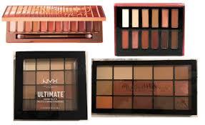 heat palette dupes makeup