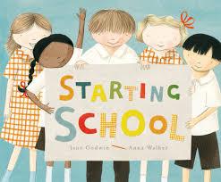 Review + Teachers' Notes: 'Starting School' - Children's Books ...