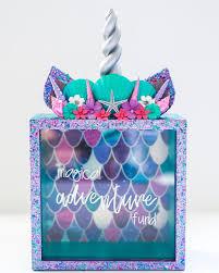 Adventure Fund Diy Adventure Fund Mermaid Decoration Unicorn Decoration Kids Room Decor Girls Room Ideas Girls Room Diy Mermaid Room Decor Mermaid Decor