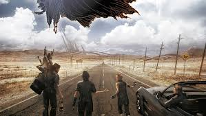 final fantasy xv wallpaper and