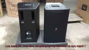 Loa JBL KP6012 bass 30 treb kèn cs lớn cho Karaoke gia đình và phòng hát !  Giá 7,5tr/đôi. - YouTube