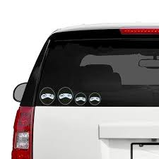 Ninja Family Car Stickers Ninja Kids Windshield Decals Ninjas Vehicle Sticker Sheet