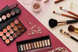 makeup brush free vectors stock