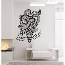Dragon Vinyl Wall Art Decal