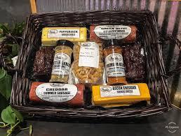 smoked cheese sausage s gift