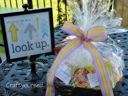 grief gift basket and pedestal frame