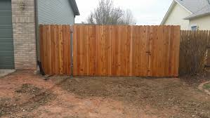 Cedar Fence Metal Gate Alpine Fence Of Colorado Llc