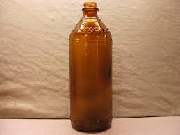 texize vintage 32oz quart bleach bottle