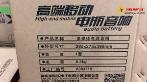 Test loa kéo mini jbz 106 giá 900k Loa kéo mini hát karaoke hay nhất hiệ...