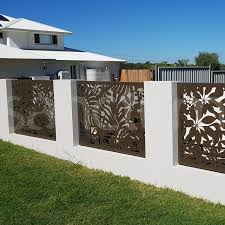 Decorative Fence Panels Sanctum Screens