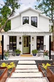 Our Favorite Farmhouse Exteriors Better Homes Gardens