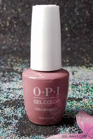 opi tickle my france y gelcolor new