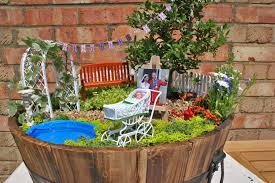 fairy gardens are the tiny solution for