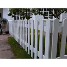 Picket Fence Panels Planed Smooth
