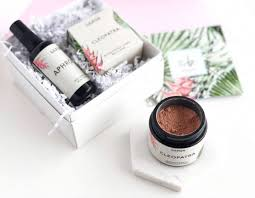february clean beauty box ft lilfox
