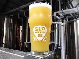 friday pint night wit slo brew great