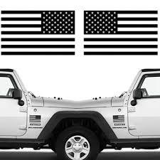 Die Cut Subdued Matte Black American Flag Sticker 3 X 5 Great Car Vinyl Window Bumper Sticker For Jeep Buy Removable Window Decal American Flag Sticker Bumper Sticker Product On Alibaba Com