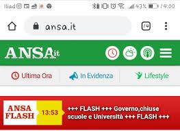 Coronavirus, scuole chiuse Roma 5 Marzo: la decisione del Governo