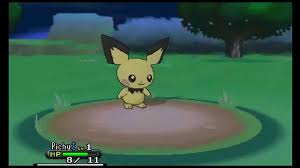 pokemon XY Walkthrough Roleplay Episode 3 The Baby Electric Mouse ...