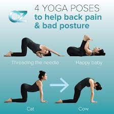 13 yoga poses for back pain bad