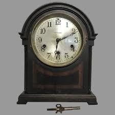 rare seth thomas 8 day mantel clock