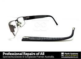 sunglasses frame repair