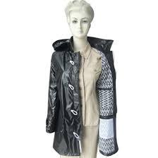 china faux leather coat pu leather