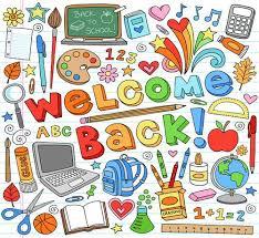 imagens volta as aulas - Pesquisa Google | Doodles, Desenho escola, Ideias  do doodle