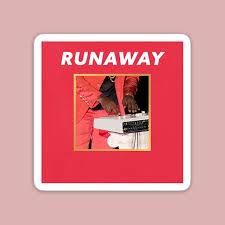 Kanye Mbdtf Runaway Sticker Kanye West Piano Fanart Rap Etsy