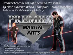 Arnold's Premier Martial Arts, Sherman, TX March, 2014