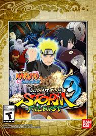 Amazon.com: Naruto Storm 3: Full Burst [Online Game Code]: Video Games